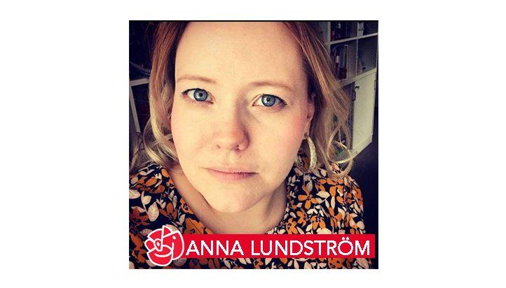 Anna Lundström, medlem i Bureå S-förening.